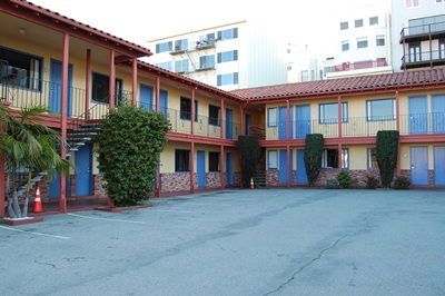 Cheap Motel in San Francisco