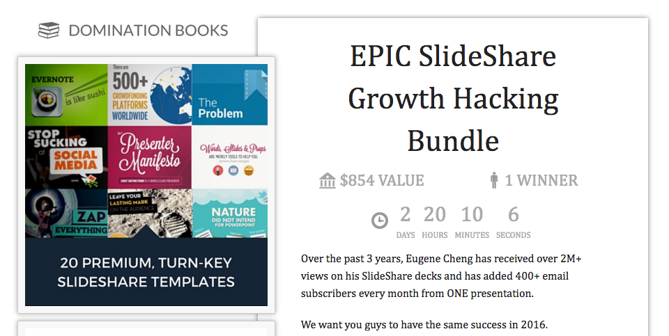 slideshare-growth-hack-bundle