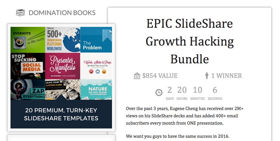 slideshare-growth-hack-bundle